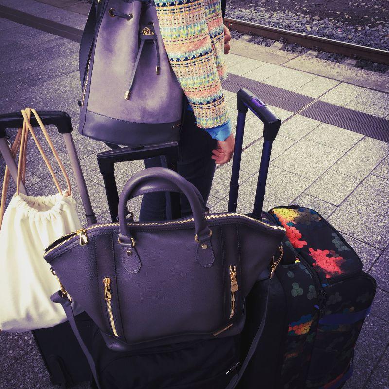 Beautydelicious auf Reisen