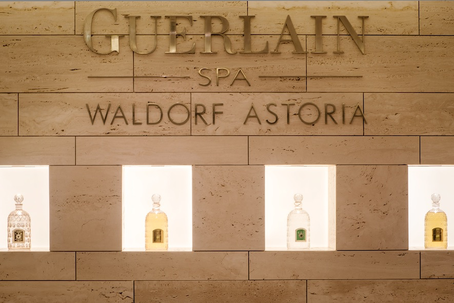 Guerlain Spa Waldorf Astoria