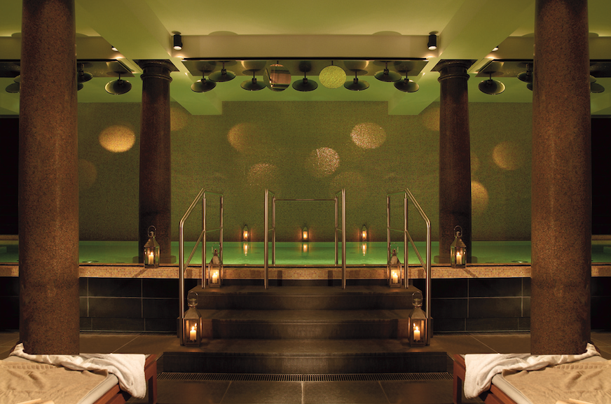 Hotel de Rome Spa