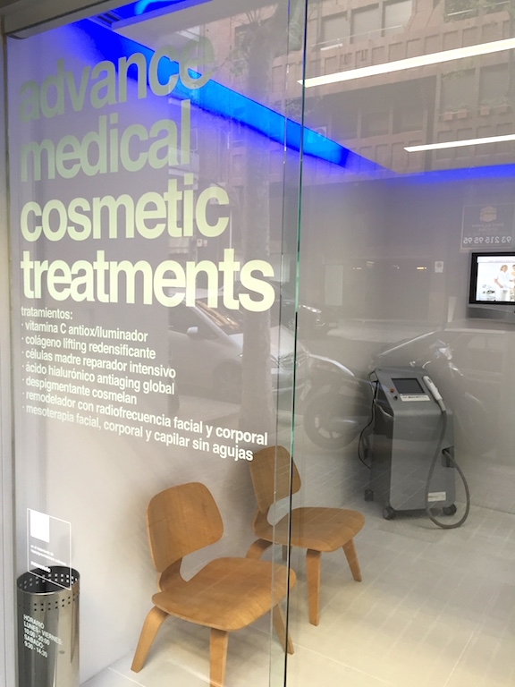 Barcelona Mesoestetic Lab Store