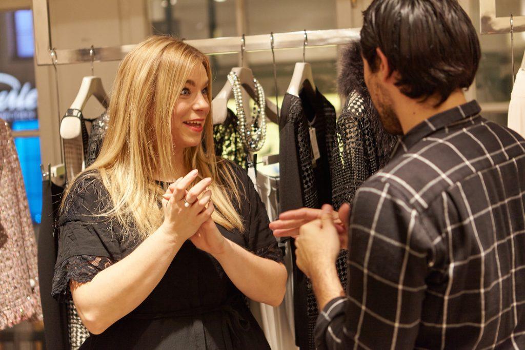 Marina Rinaldi Blogger Eventjpg