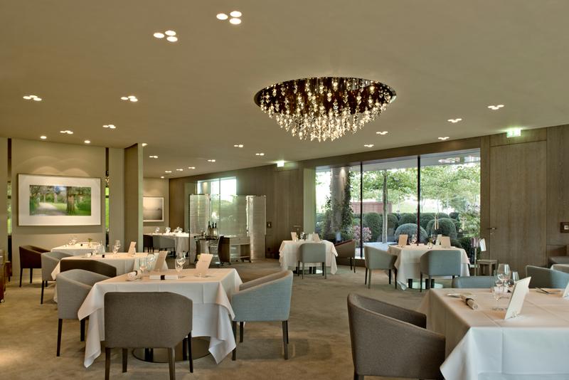 Ritz Carlton Wolfsburg Aqua Restaurant