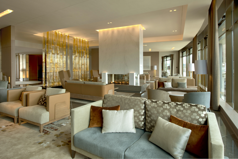 Ritz Carlton Wolfsburg Lobby