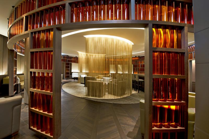 Ritz Carlton Wolfsburg Newmans Bar