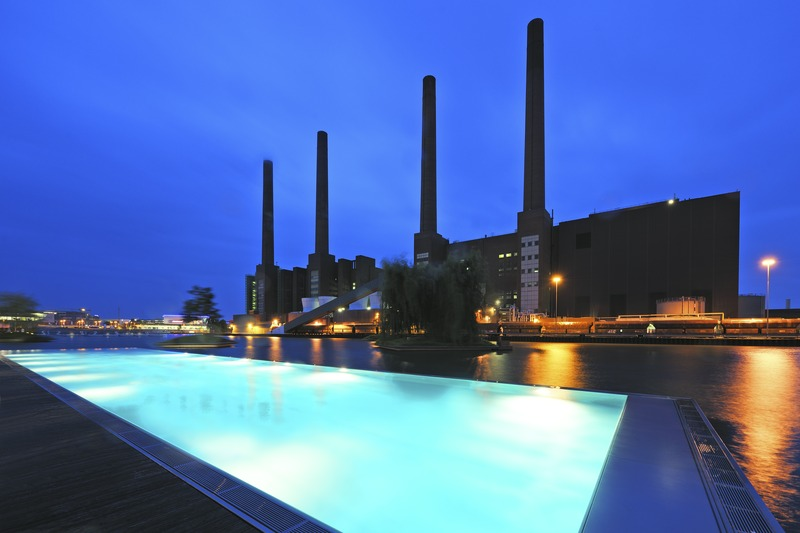 Ritz Carlton Wolfsburg Pool