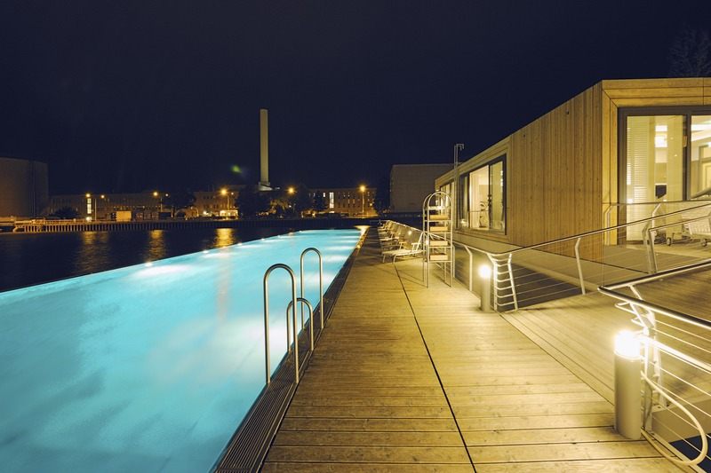 Ritz Carlton Wolfsburg Spa Pool