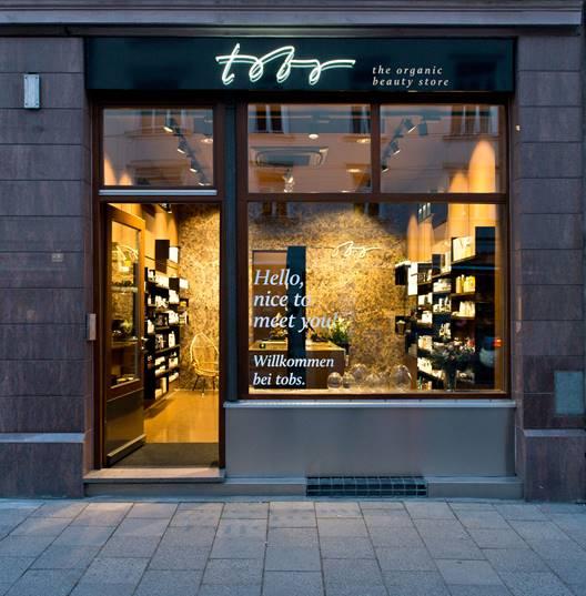 The Organic Beauty Store München