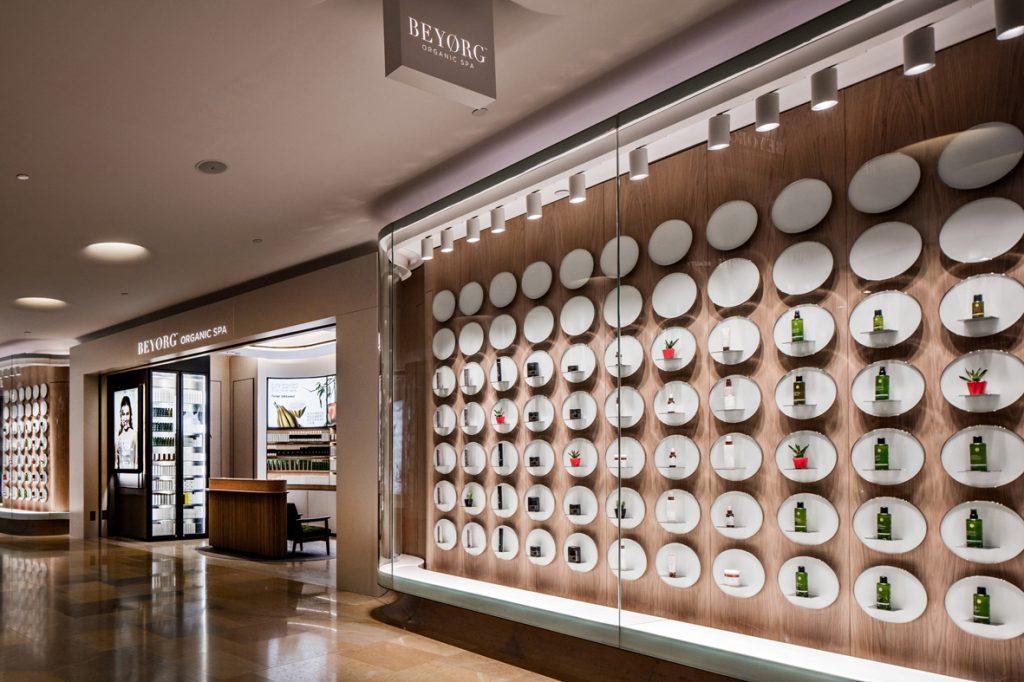 BEYØRG Organic Spa Hongkong