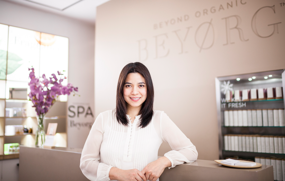 Brenda Lee Founder of Beyorg Beyond Organic