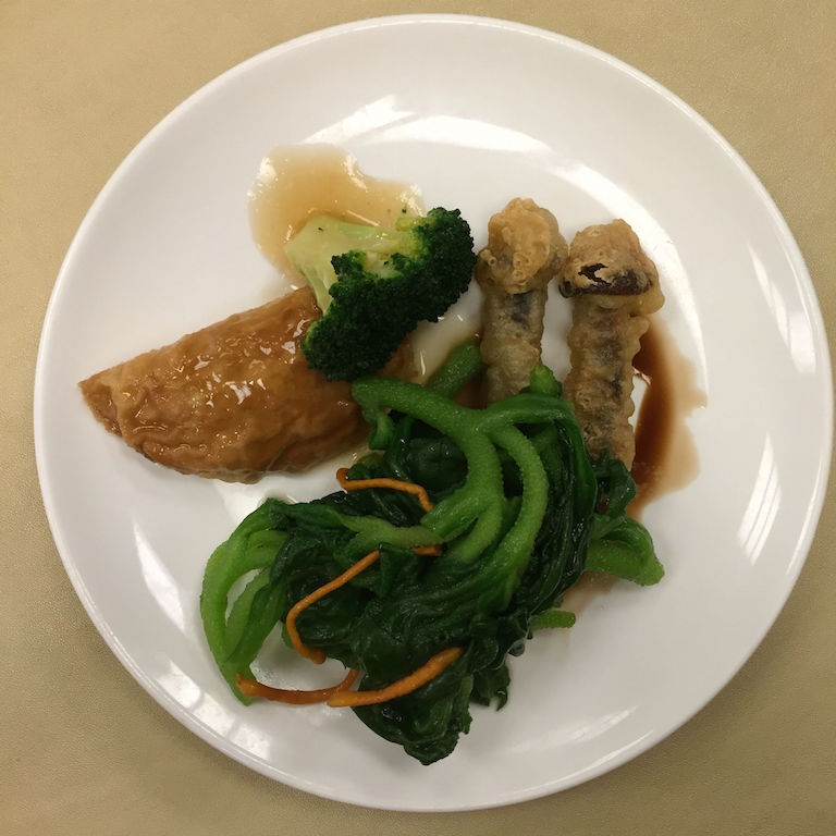 Hongkong Veggie substantial Meal