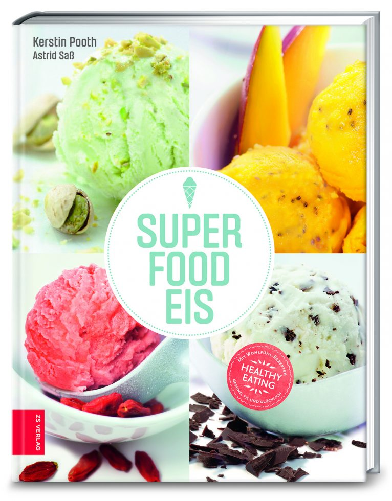 Super Food Eis Kerstin Pooth Astrid Saß