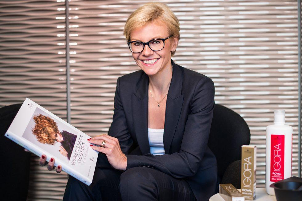 Katharina Jahrling Geschäftsführerin Deutschland Schwarzkopf Professional Indola