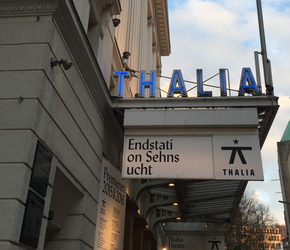 Thalia Theater Aufführung Horstsons Empfehlung Endstation Sehnsucht