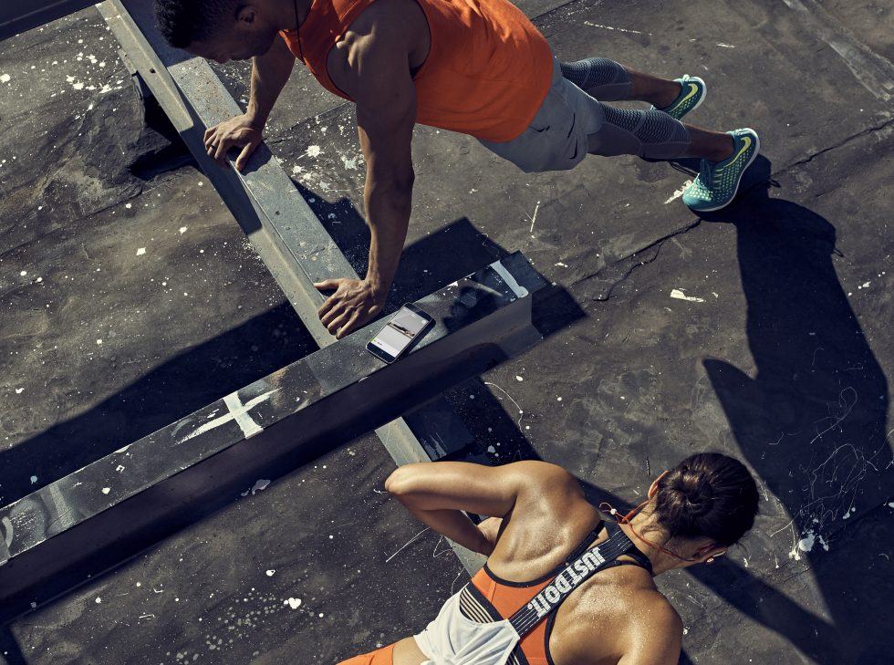 Nike Klub App Verbesserung Trainingsleistung