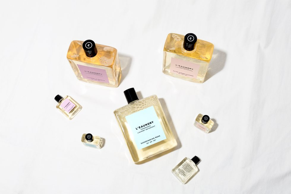 l eaundry eau de parfum f r die w sche beautydelicious. Black Bedroom Furniture Sets. Home Design Ideas