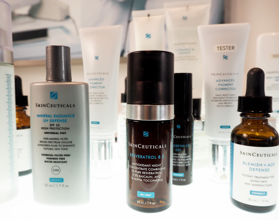 SkinCeuticals High End Anti-Aging Face care Cosmeceuticals