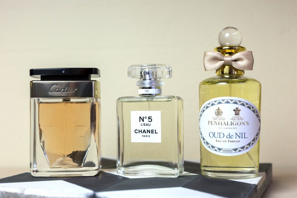 Cartier Chanel Penhaligon's