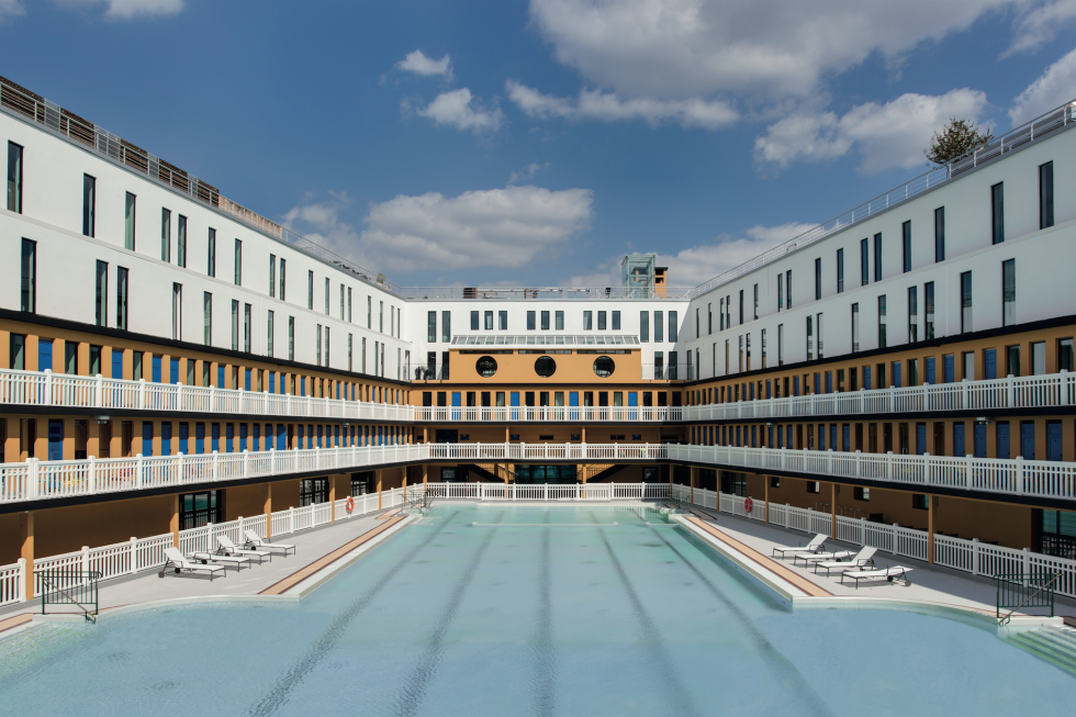 Molitor Paris Swimming Pool