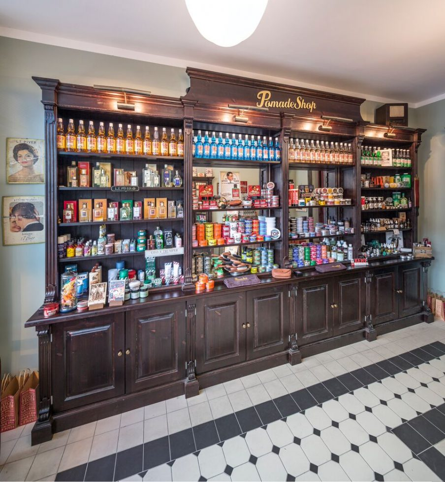Pomade Shop