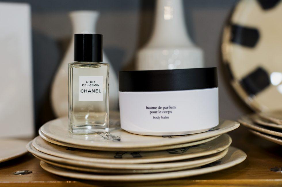 Huile de Jasmin Chanel_L'Ombre dans l'eau Body Balm Diptyque