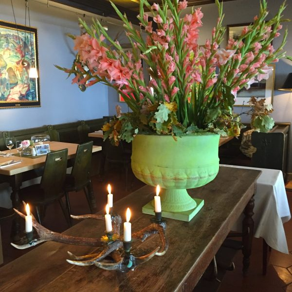 Chiemgauhof Restaurant 2