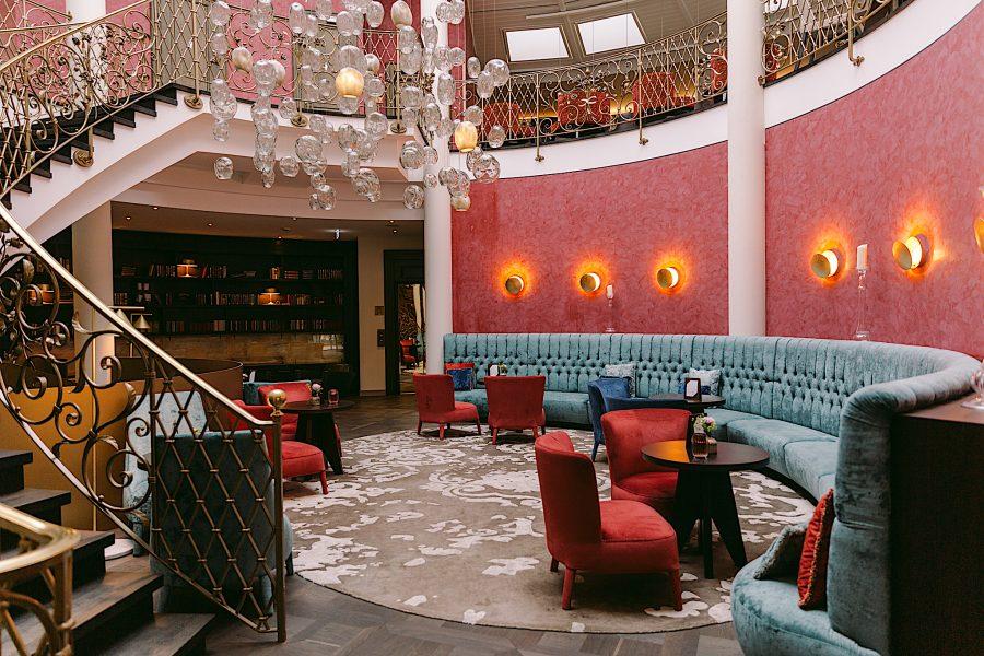 Vila Vita Rosenpark Lobby