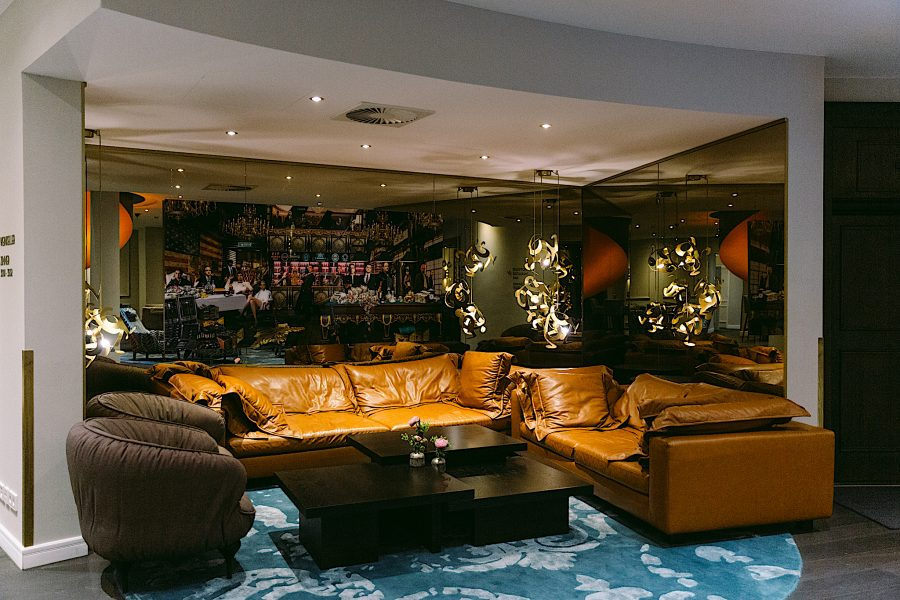 Vila Vita Rosenpark Lounge