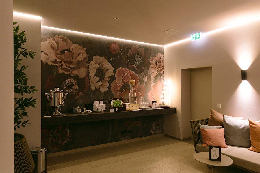 Vila Vita Rosenpark Spa Lounge