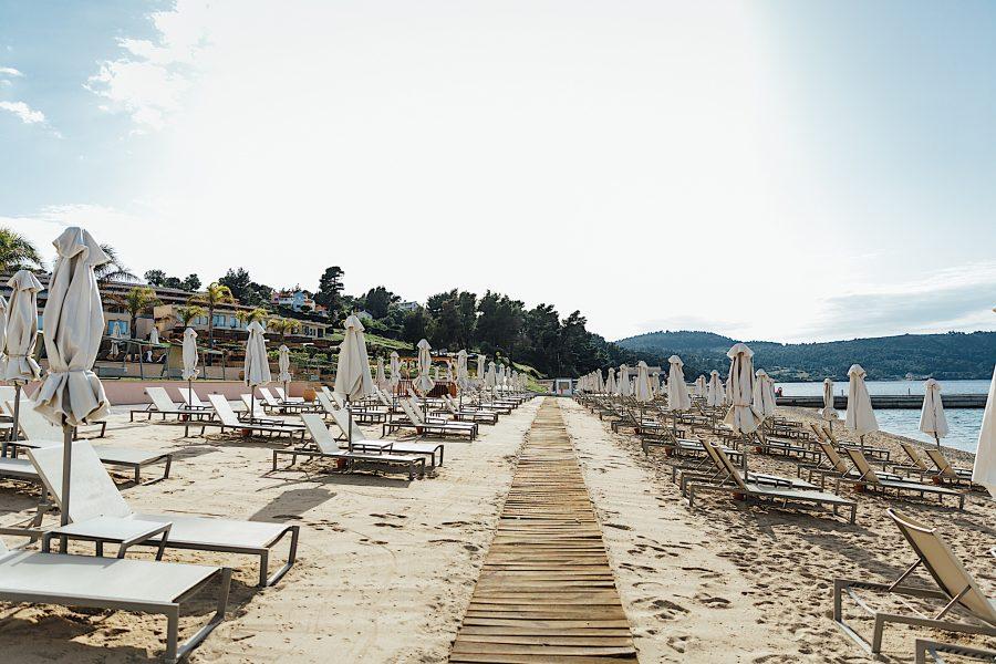 Club Miraggio Beach