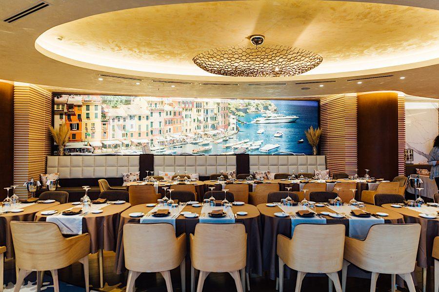 Club Miraggio Restaurant Chalkidiki
