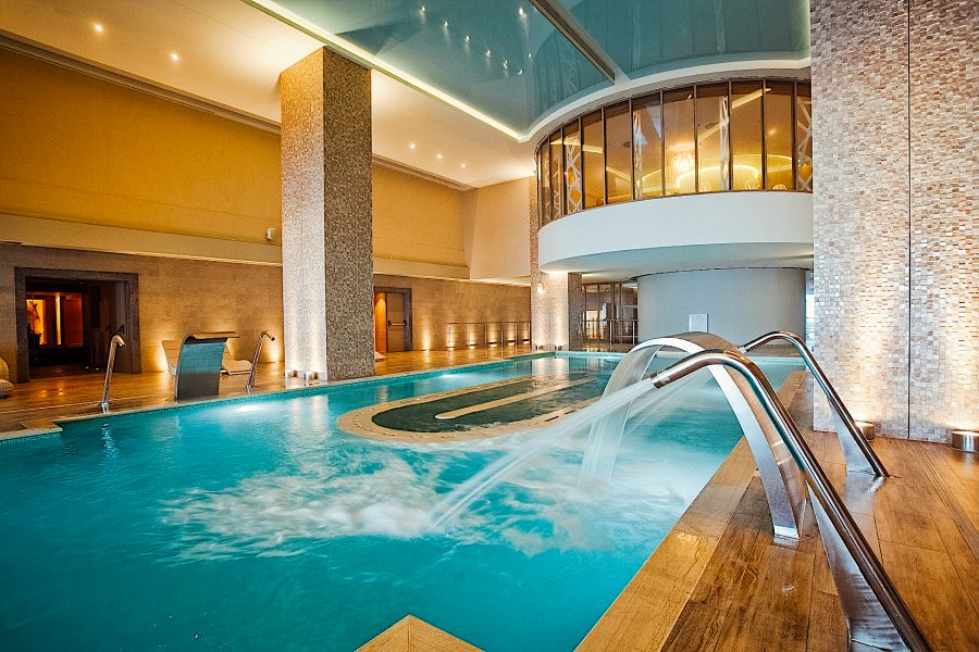 Myrthia Thermal Spa Pool 1