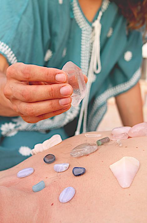 reni bickel crystal healing