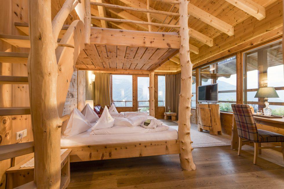 Zimmer Lüsnerhof Südtirol