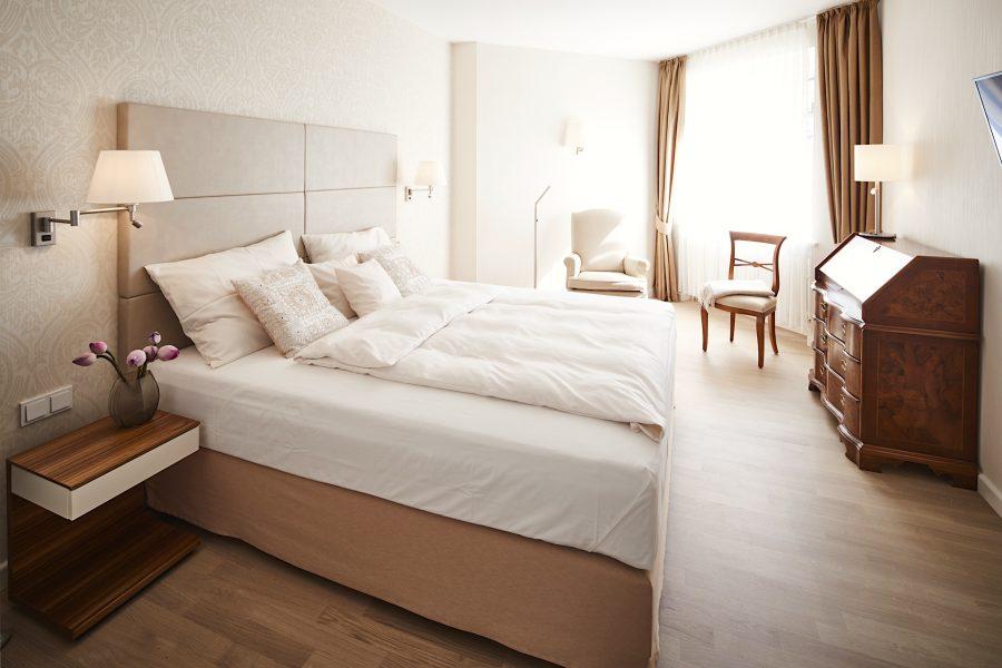 Ayurveda Parkschlösschen Zimmer