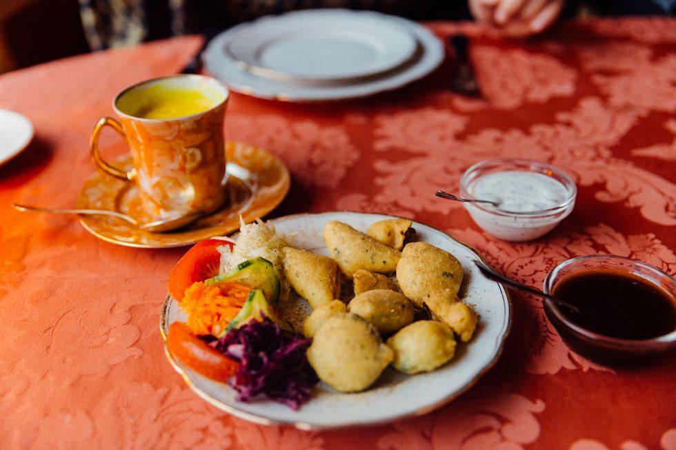 Ayurvedische Küche2